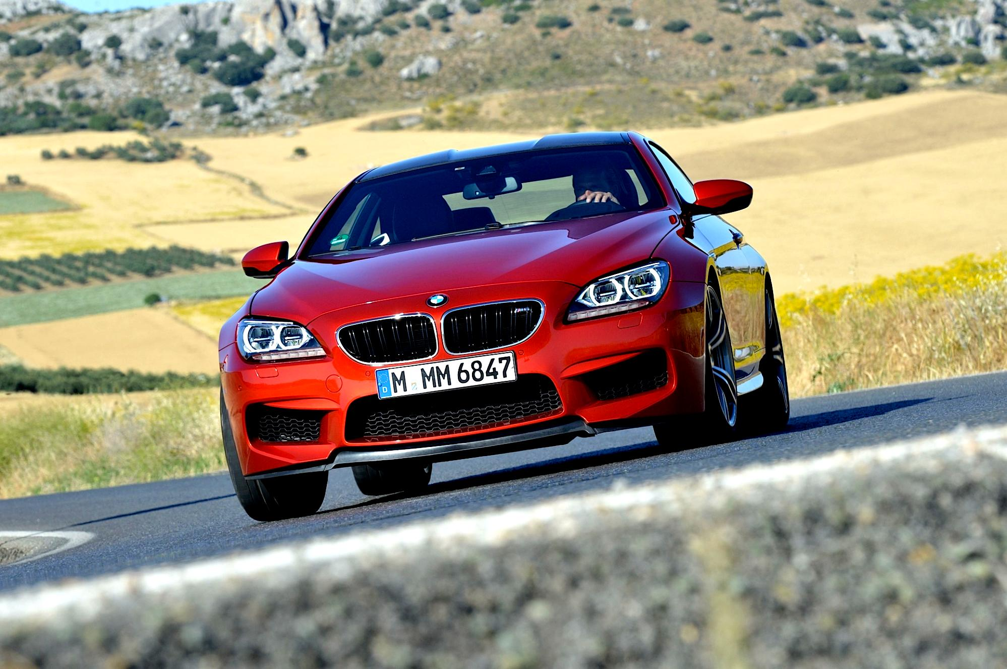 BMW M6 Coupe F13 2012 #62