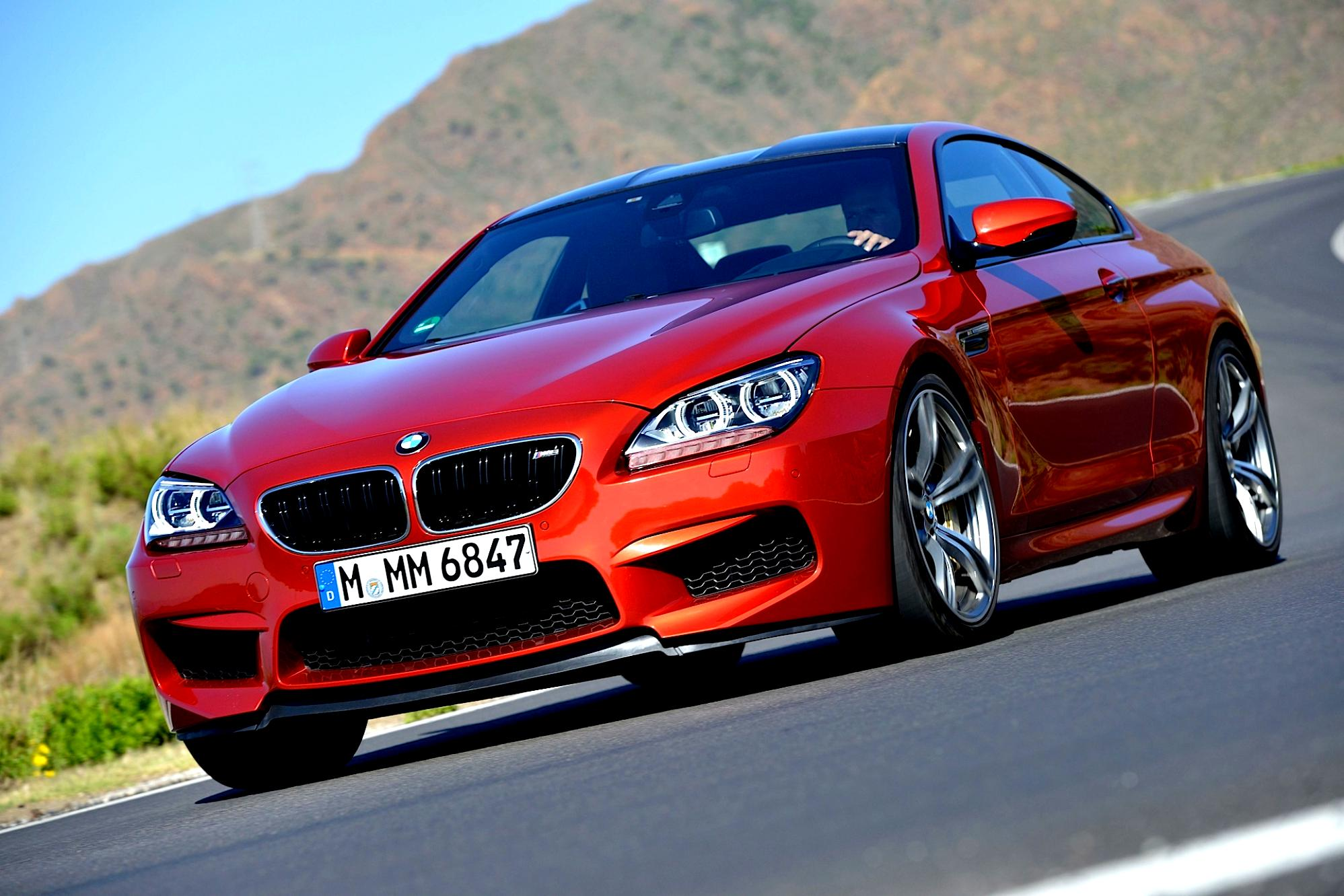 BMW M6 Coupe F13 2012 #63