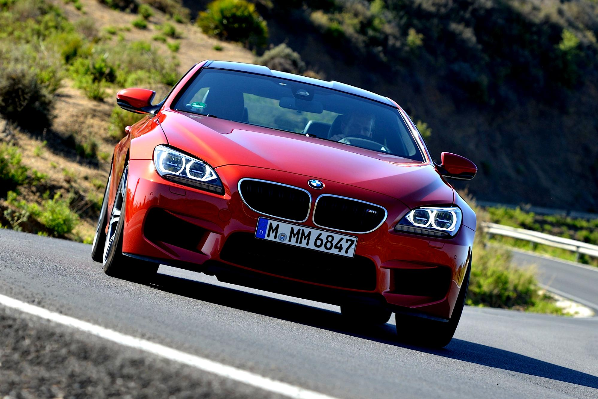 BMW M6 Coupe F13 2012 #64