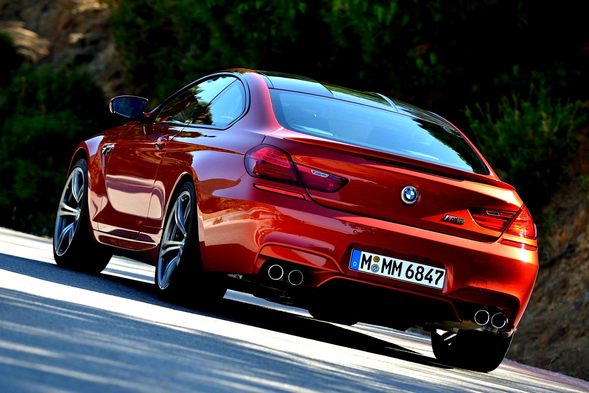 BMW M6 Coupe F13 2012 #66