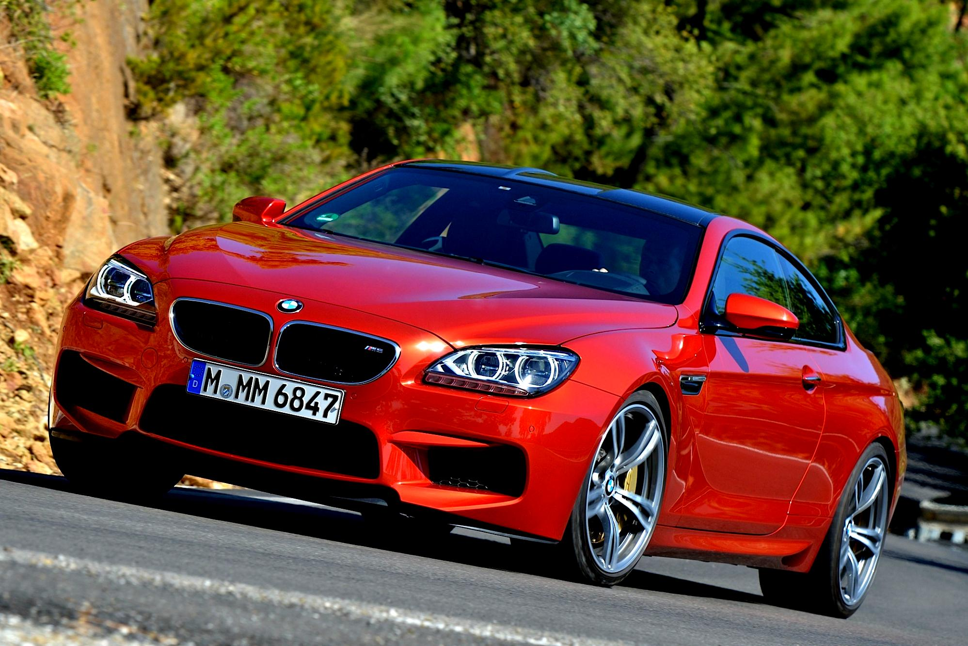BMW M6 Coupe F13 2012 #67