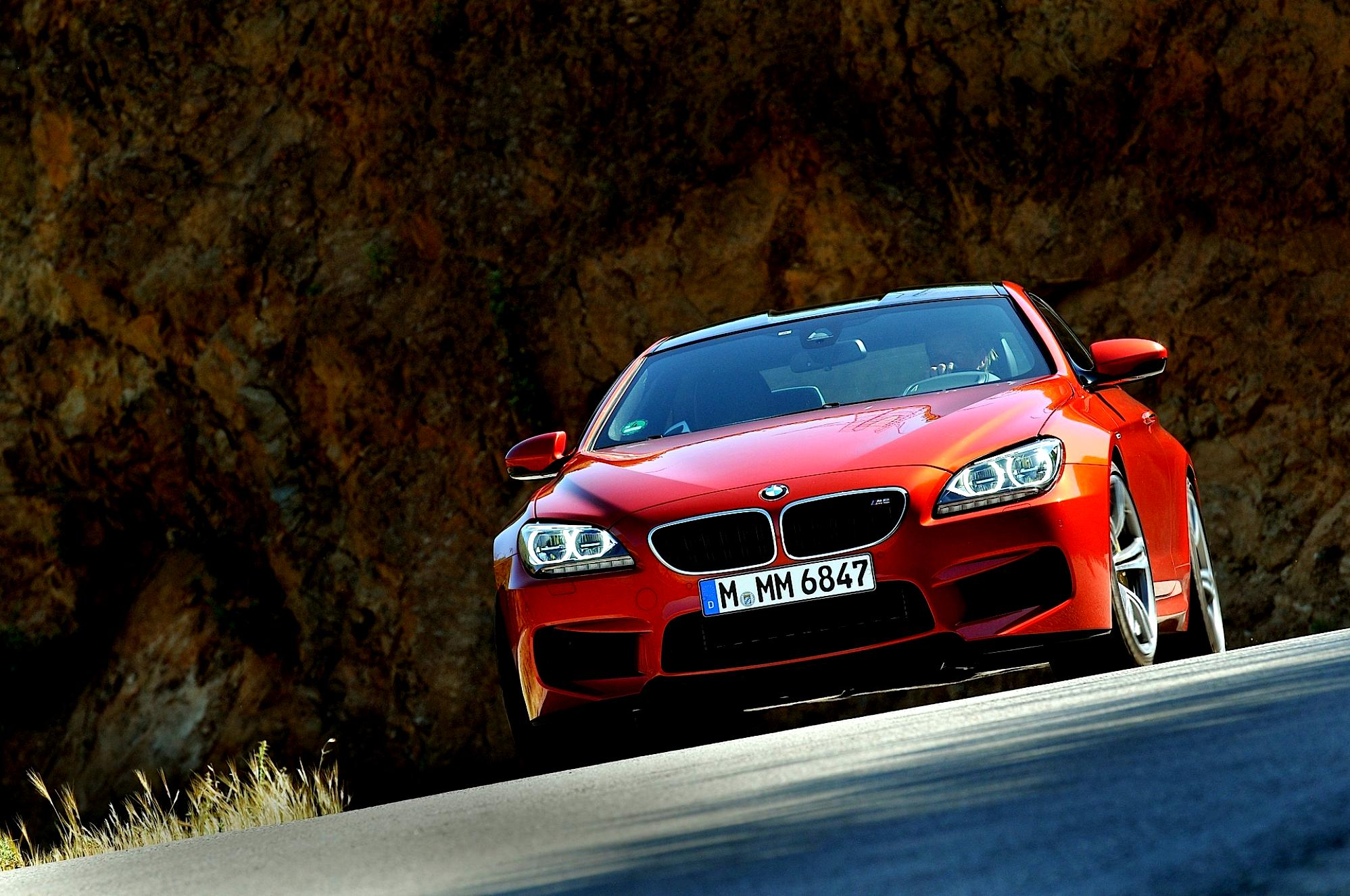 BMW M6 Coupe F13 2012 #69