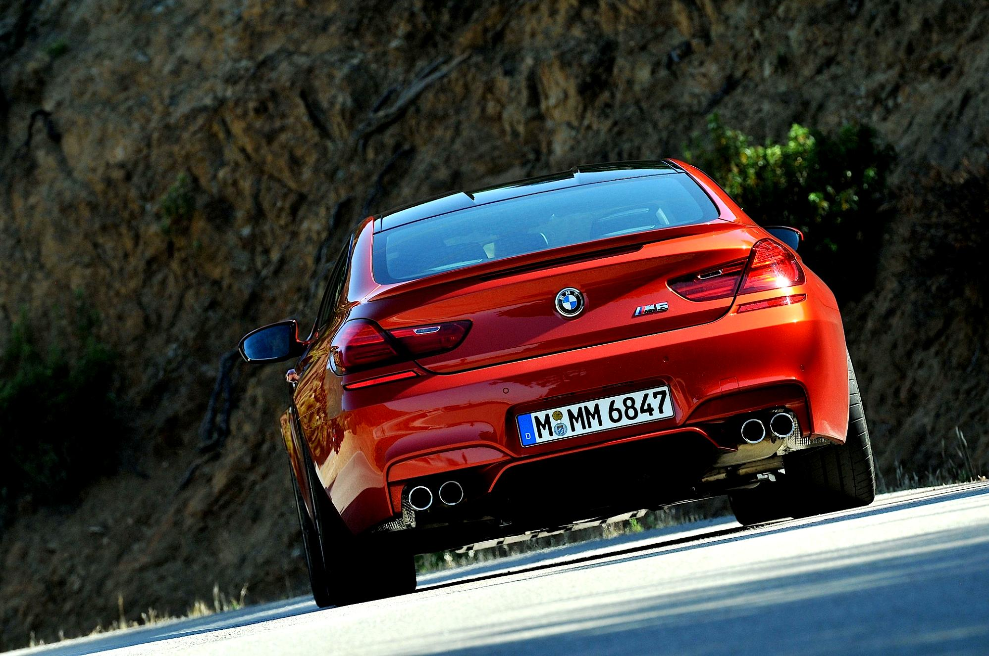 BMW M6 Coupe F13 2012 #70