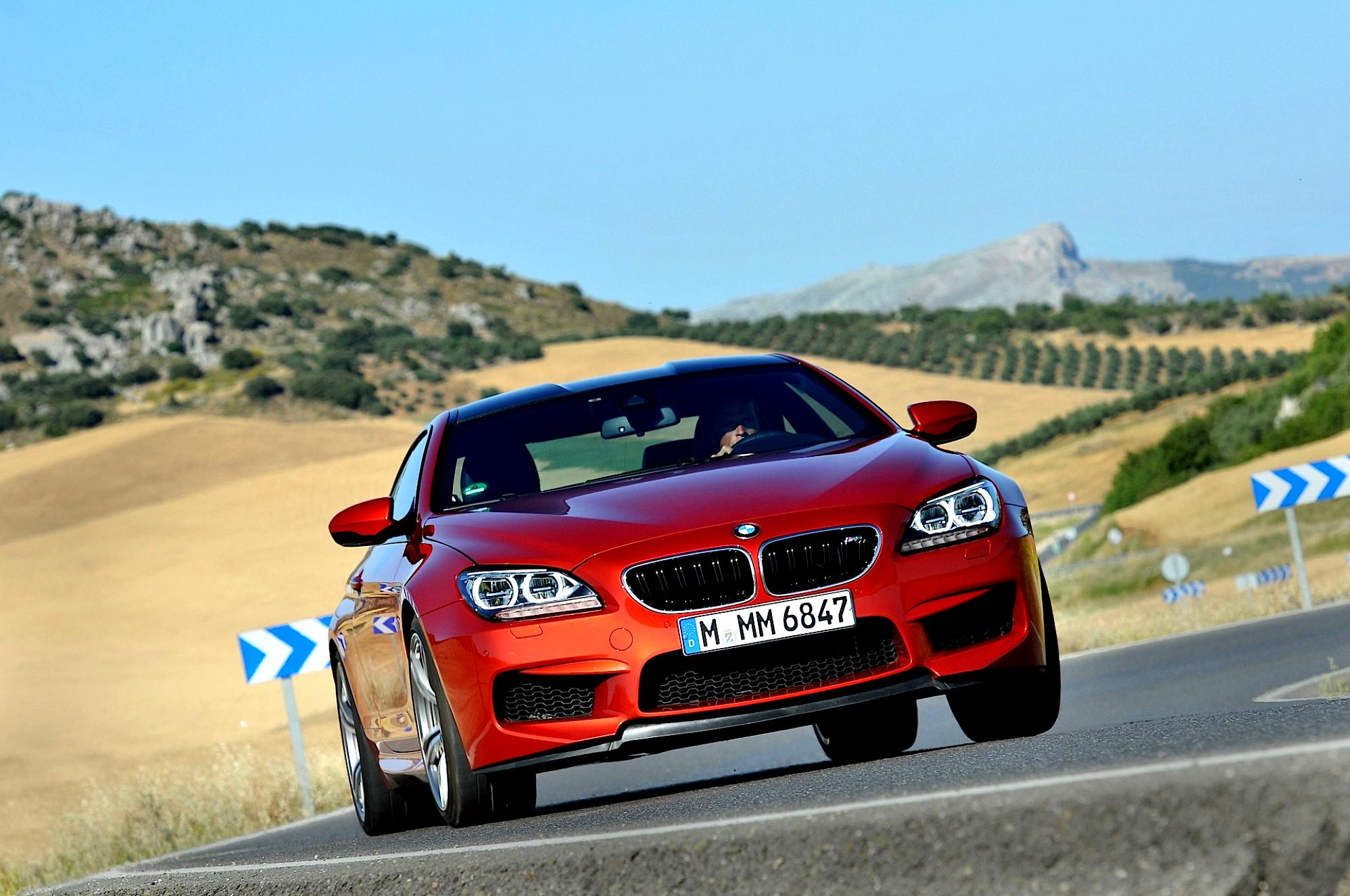 BMW M6 Coupe F13 2012 #71