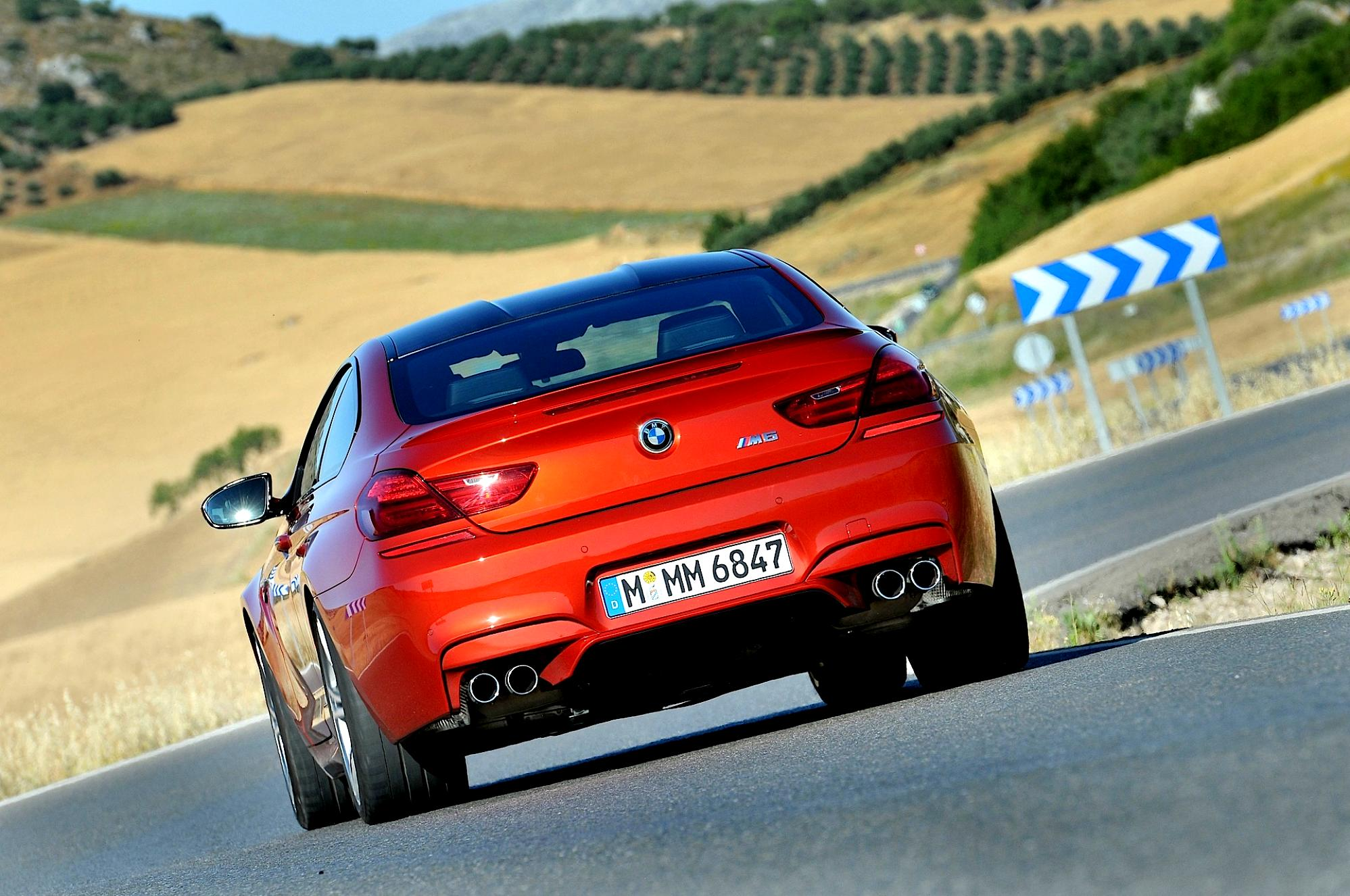 BMW M6 Coupe F13 2012 #72