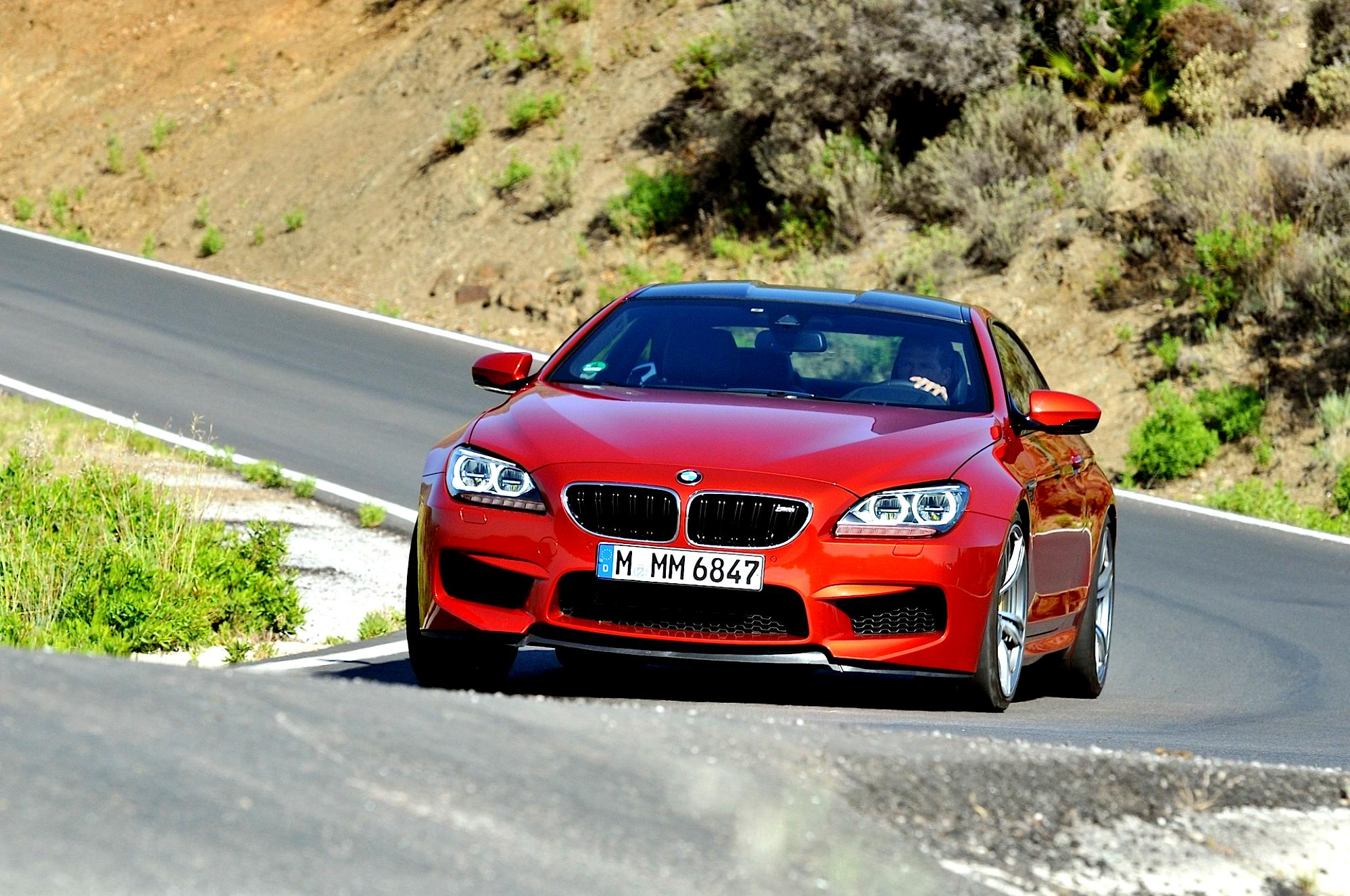 BMW M6 Coupe F13 2012 #73