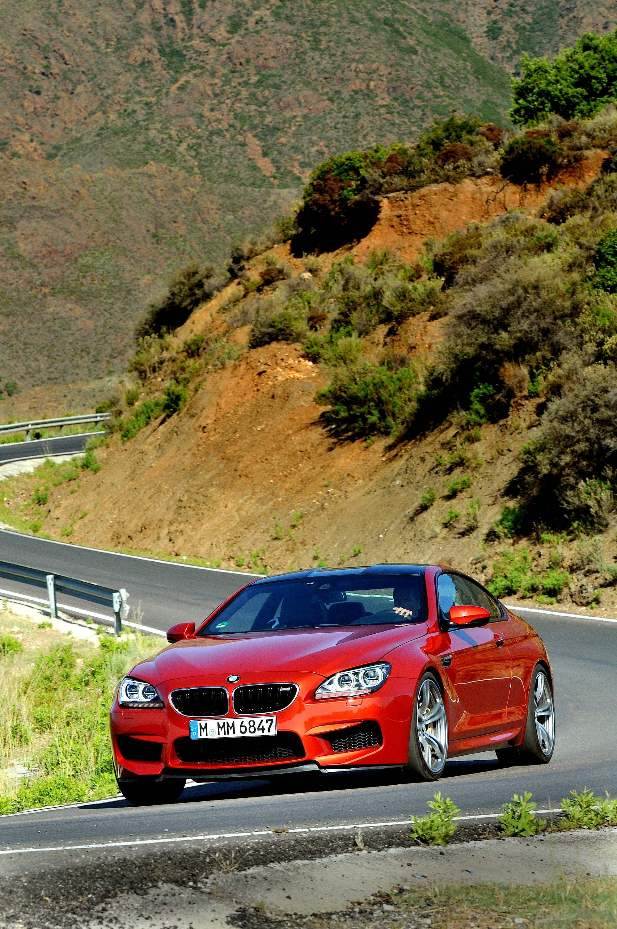 BMW M6 Coupe F13 2012 #74