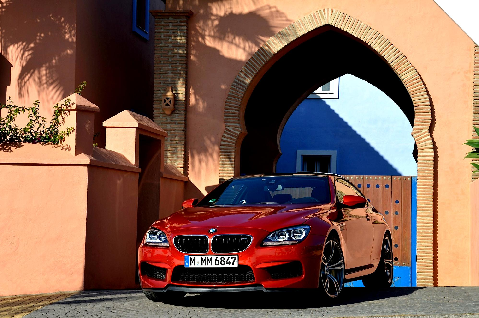 BMW M6 Coupe F13 2012 #76