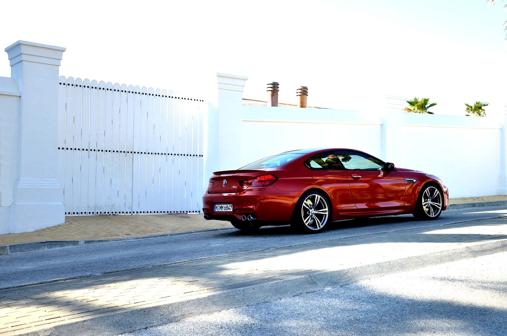 BMW M6 Coupe F13 2012 #77