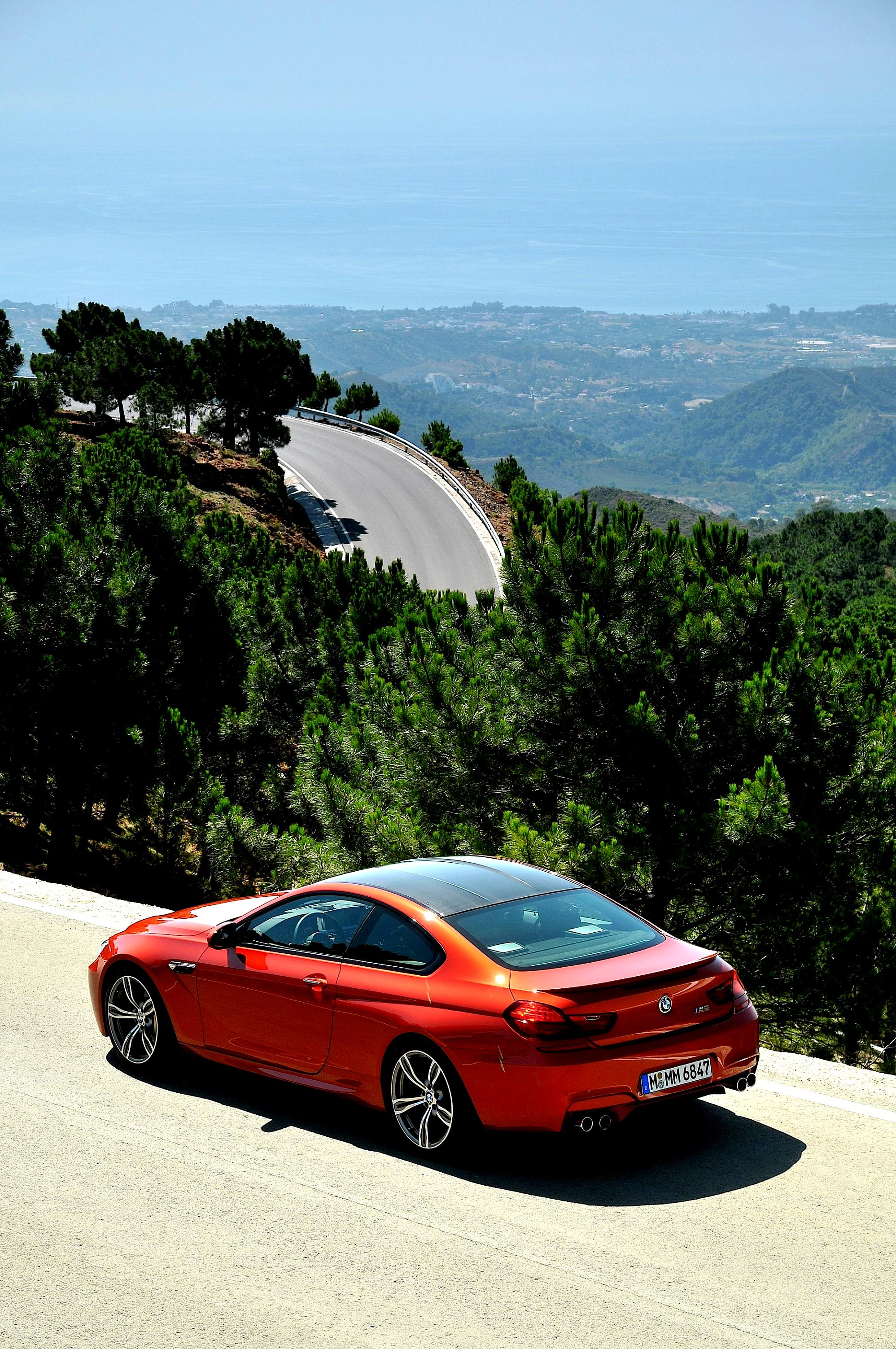 BMW M6 Coupe F13 2012 #80