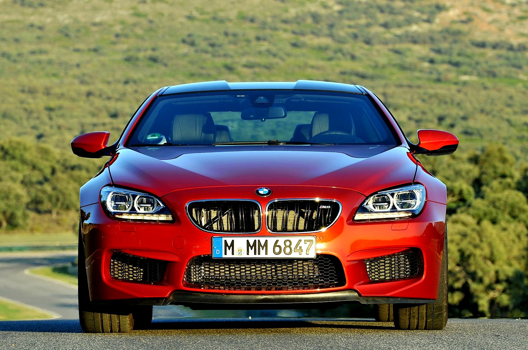 BMW M6 Coupe F13 2012 #82
