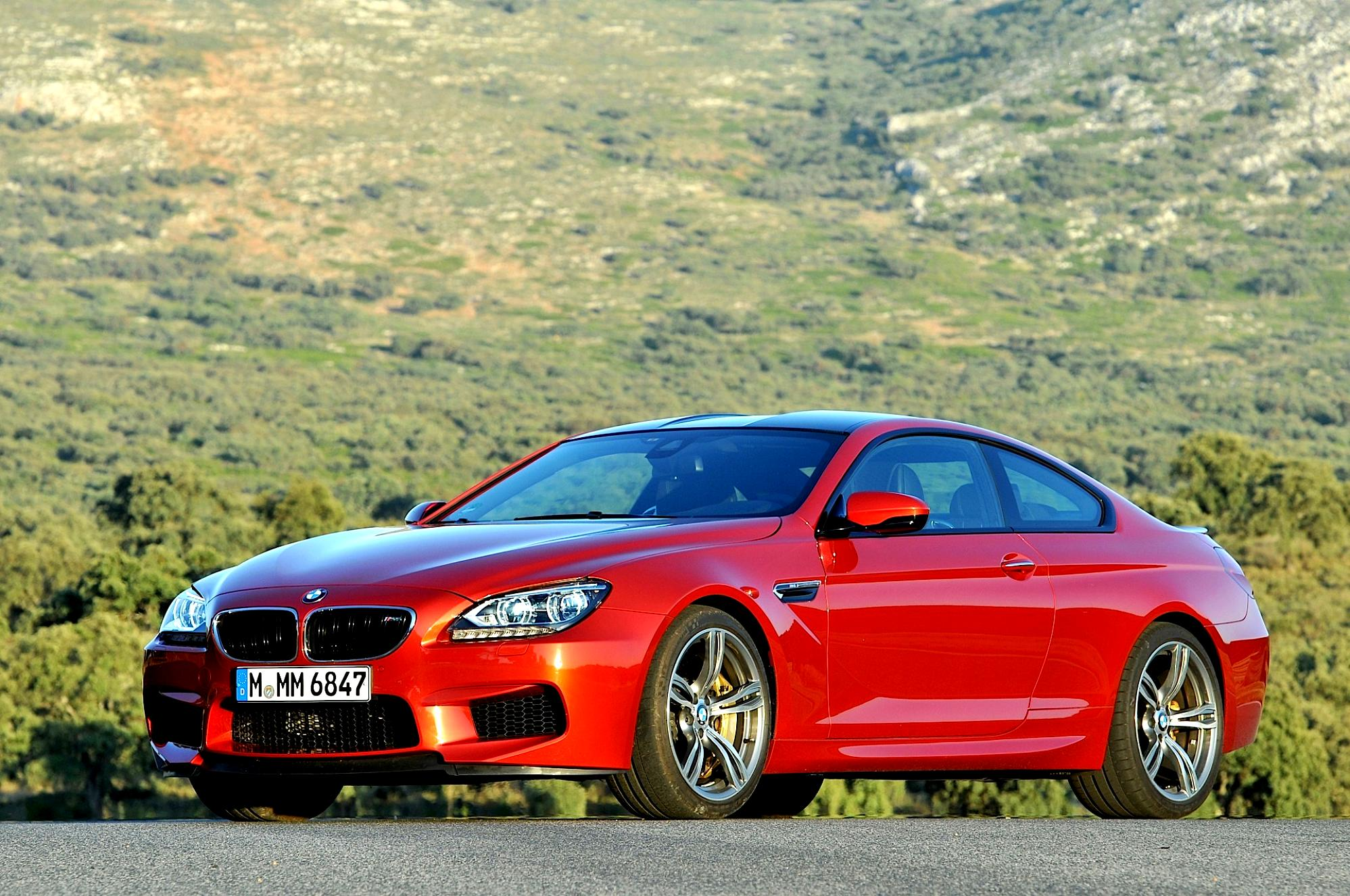 BMW M6 Coupe F13 2012 #83