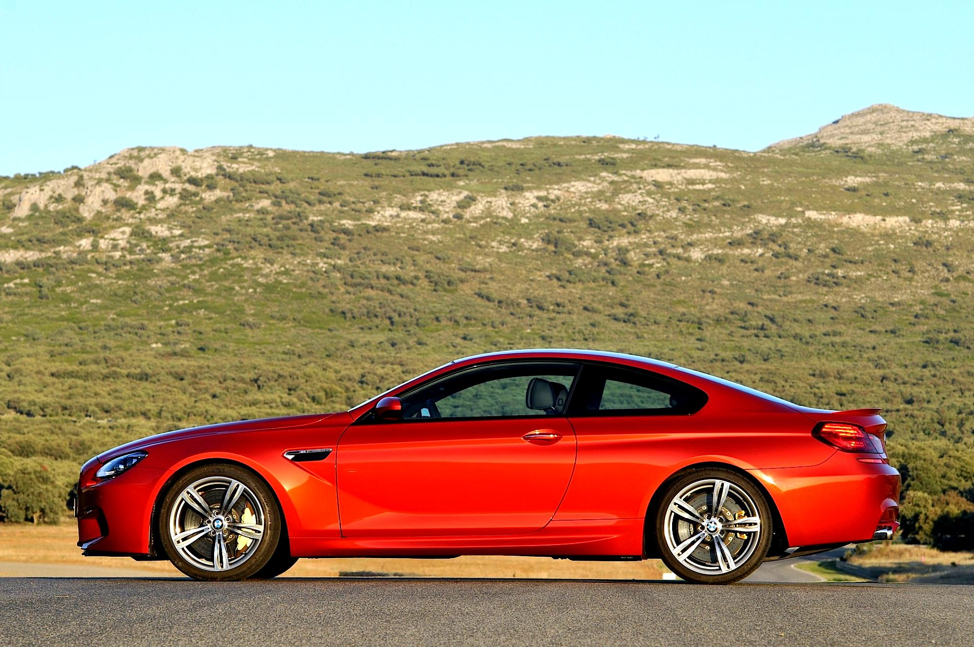 BMW M6 Coupe F13 2012 #84