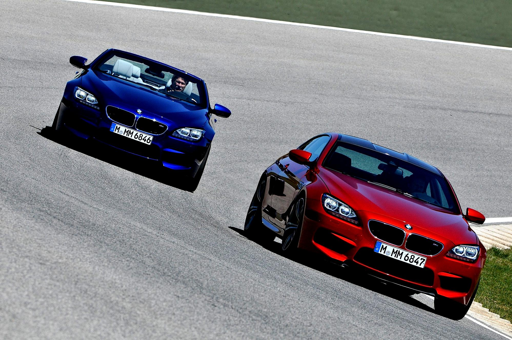 BMW M6 Coupe F13 2012 #98