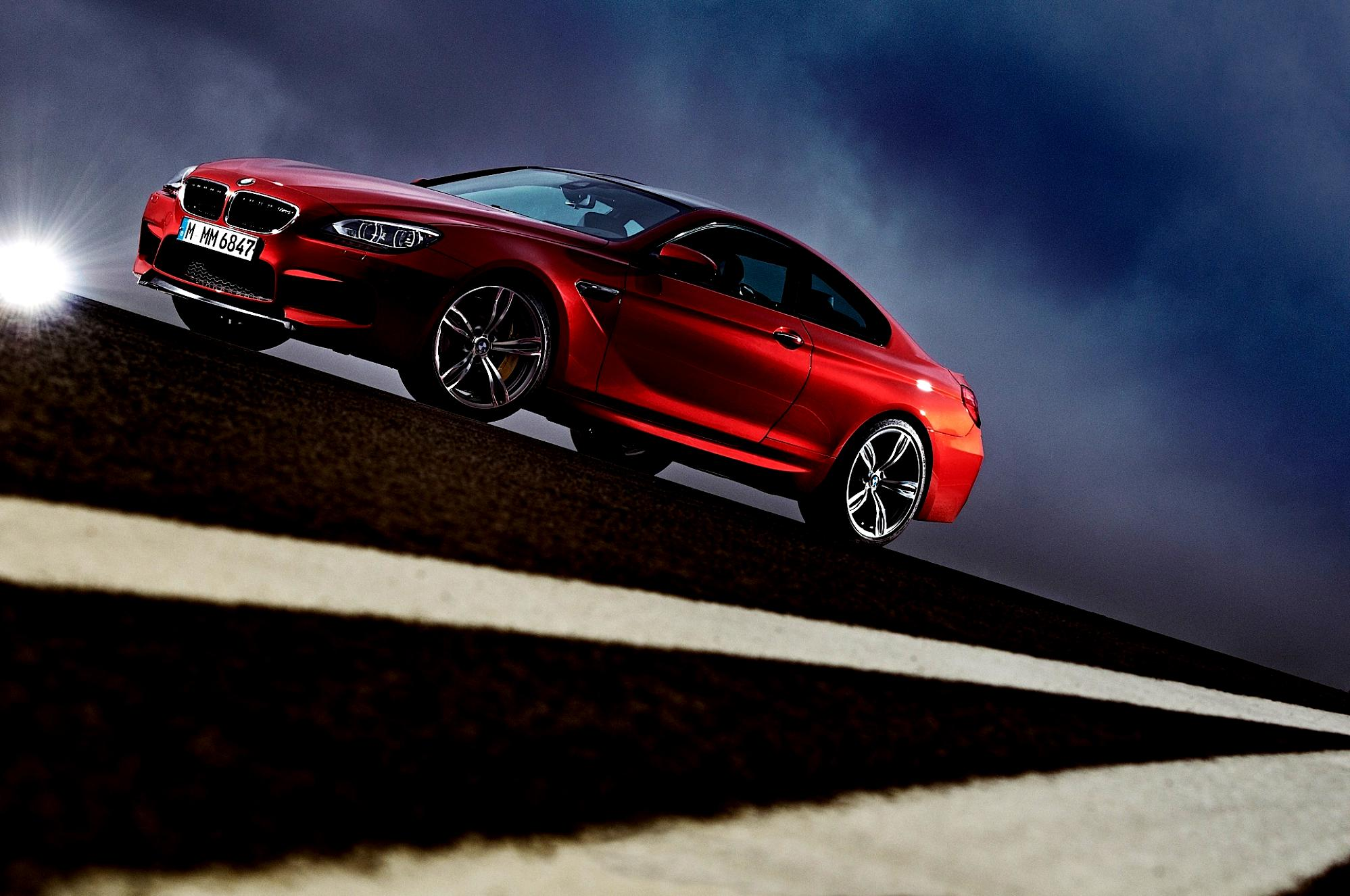 BMW M6 Coupe F13 2012 #99