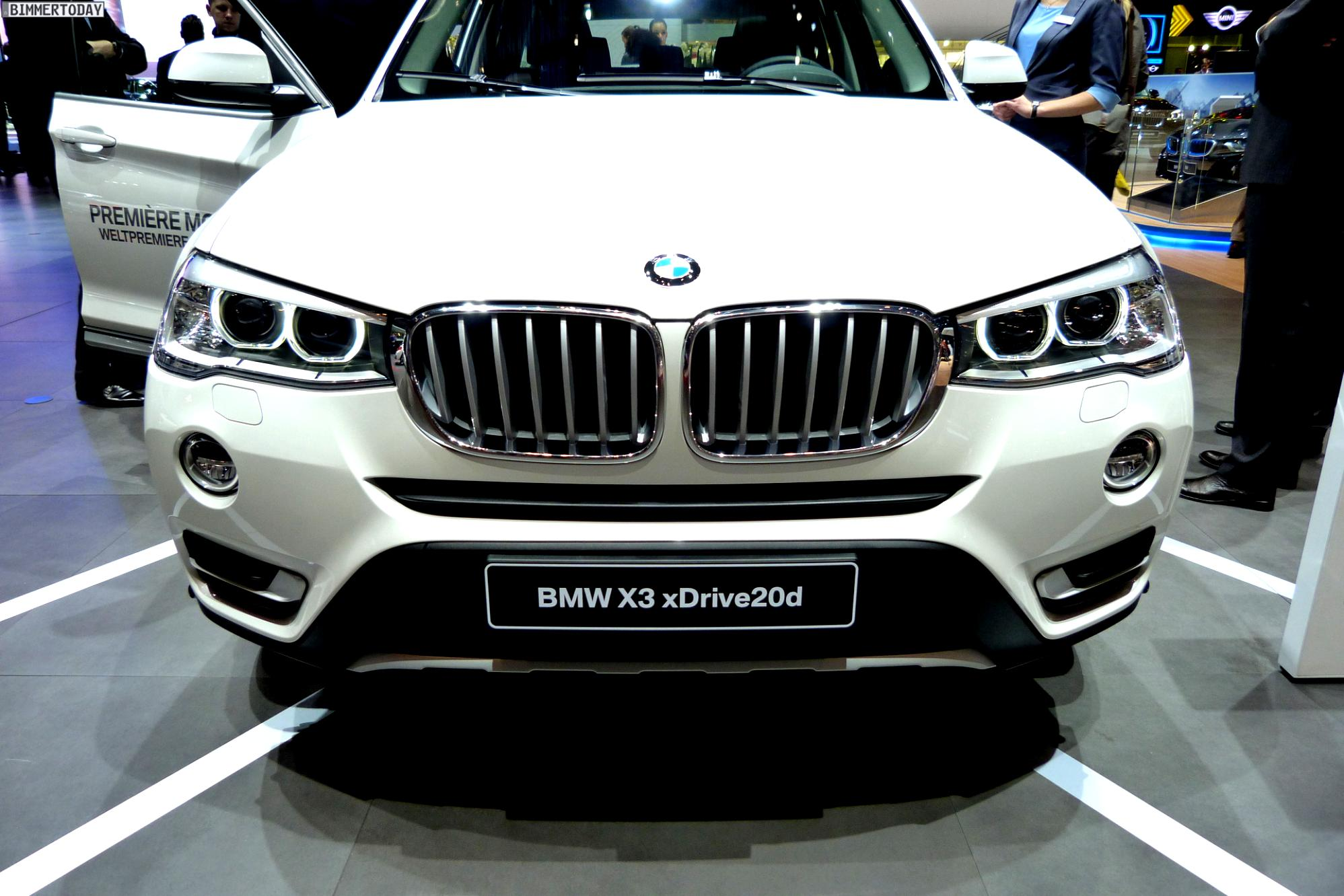 BMW X3 F25 2014 on MotoImg