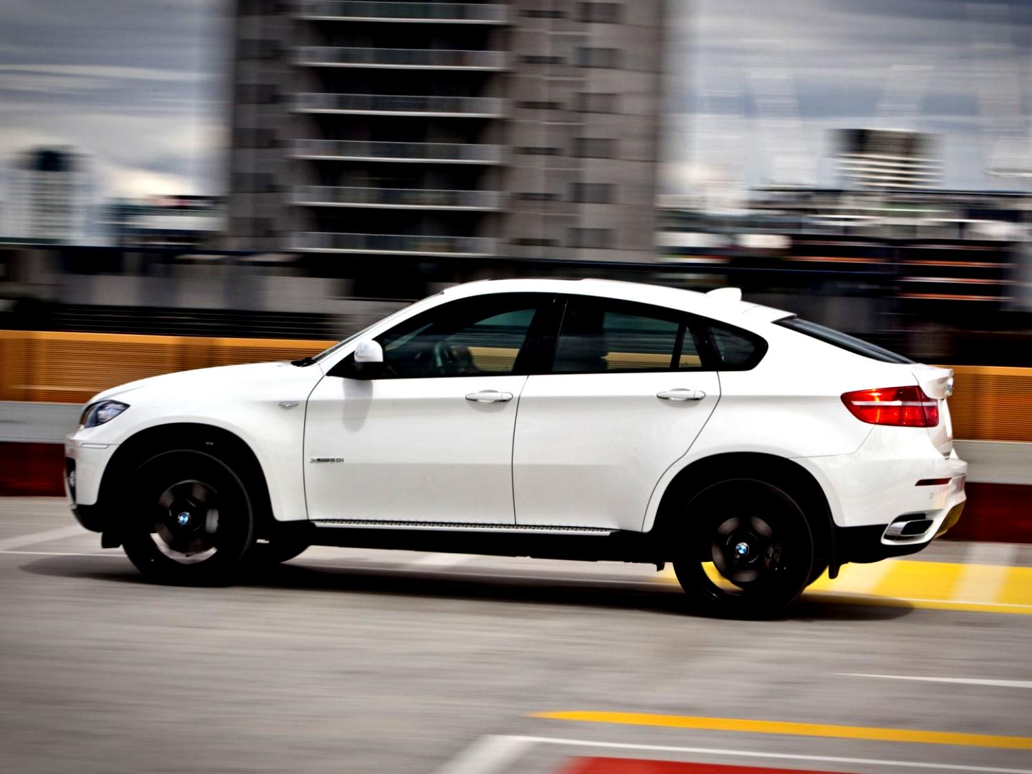 Bmw X6 E71 2010 On Motoimg Com