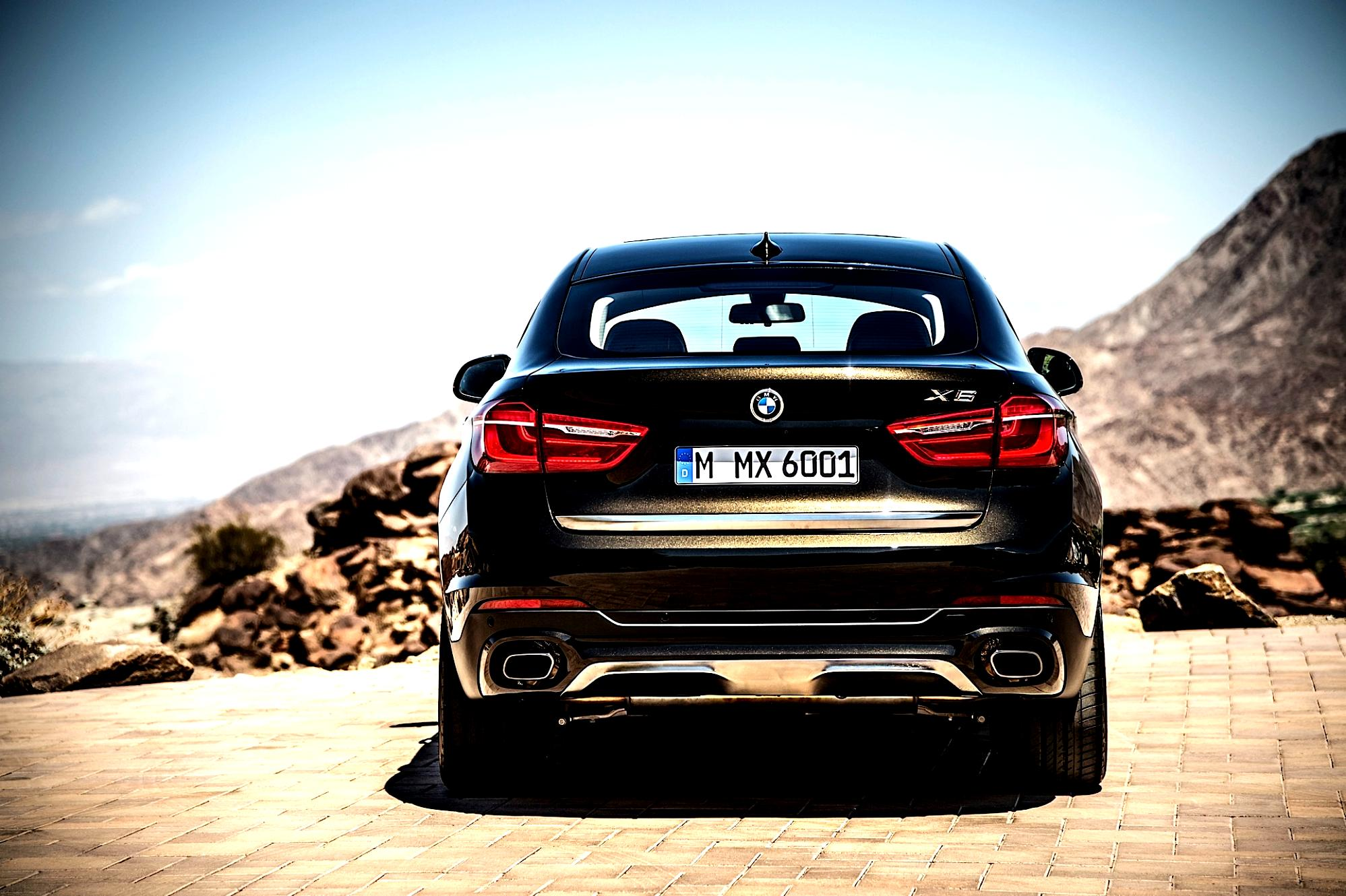 Bmw X6 F16 2014 On Motoimg Com