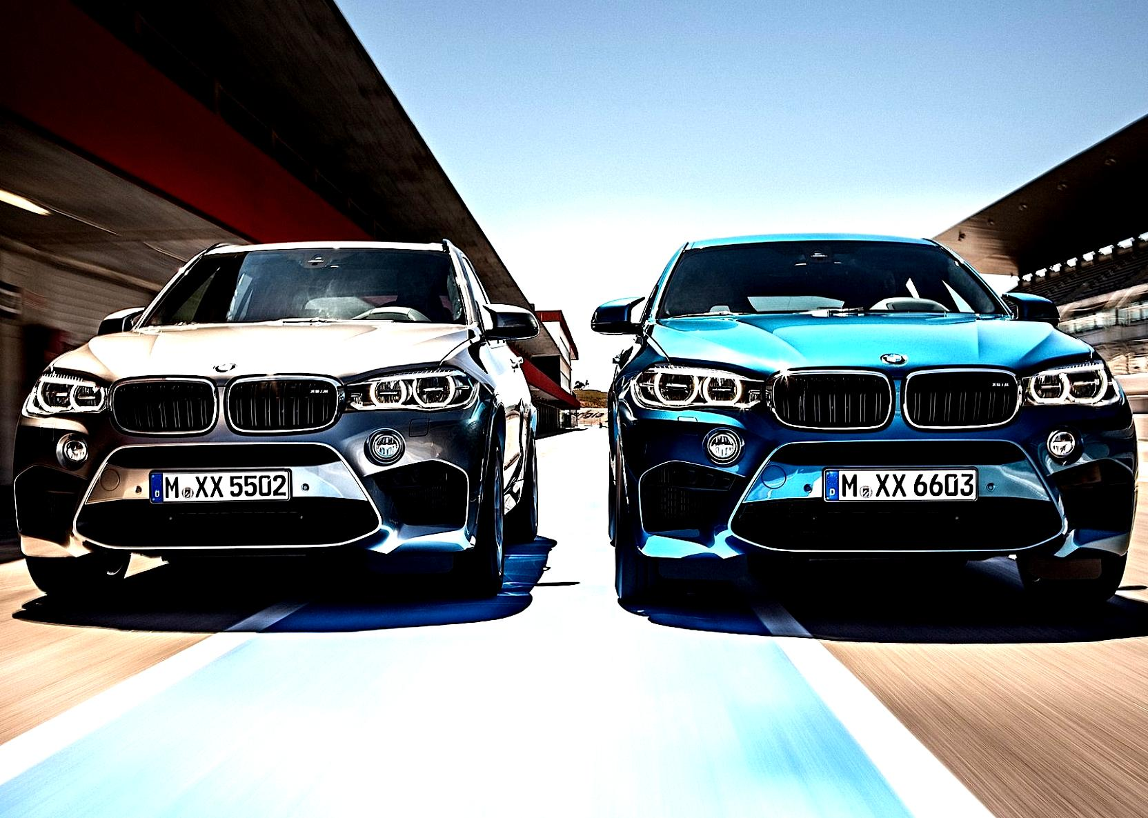 Bmw X6m 2014 On Motoimg Com