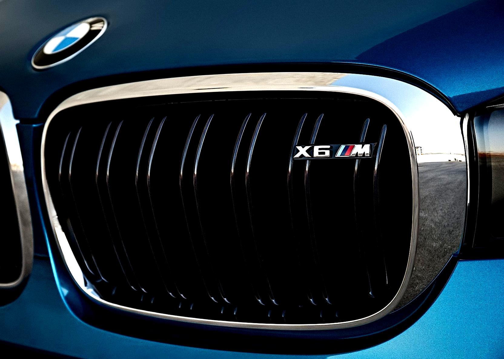 Bmw X6m 2014 On Motoimg Com