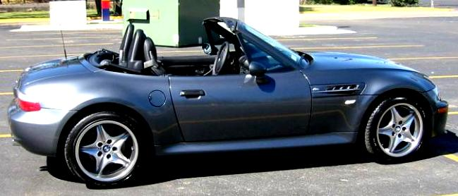 Bmw Z3 Coupe E36 1998 On Motoimg Com