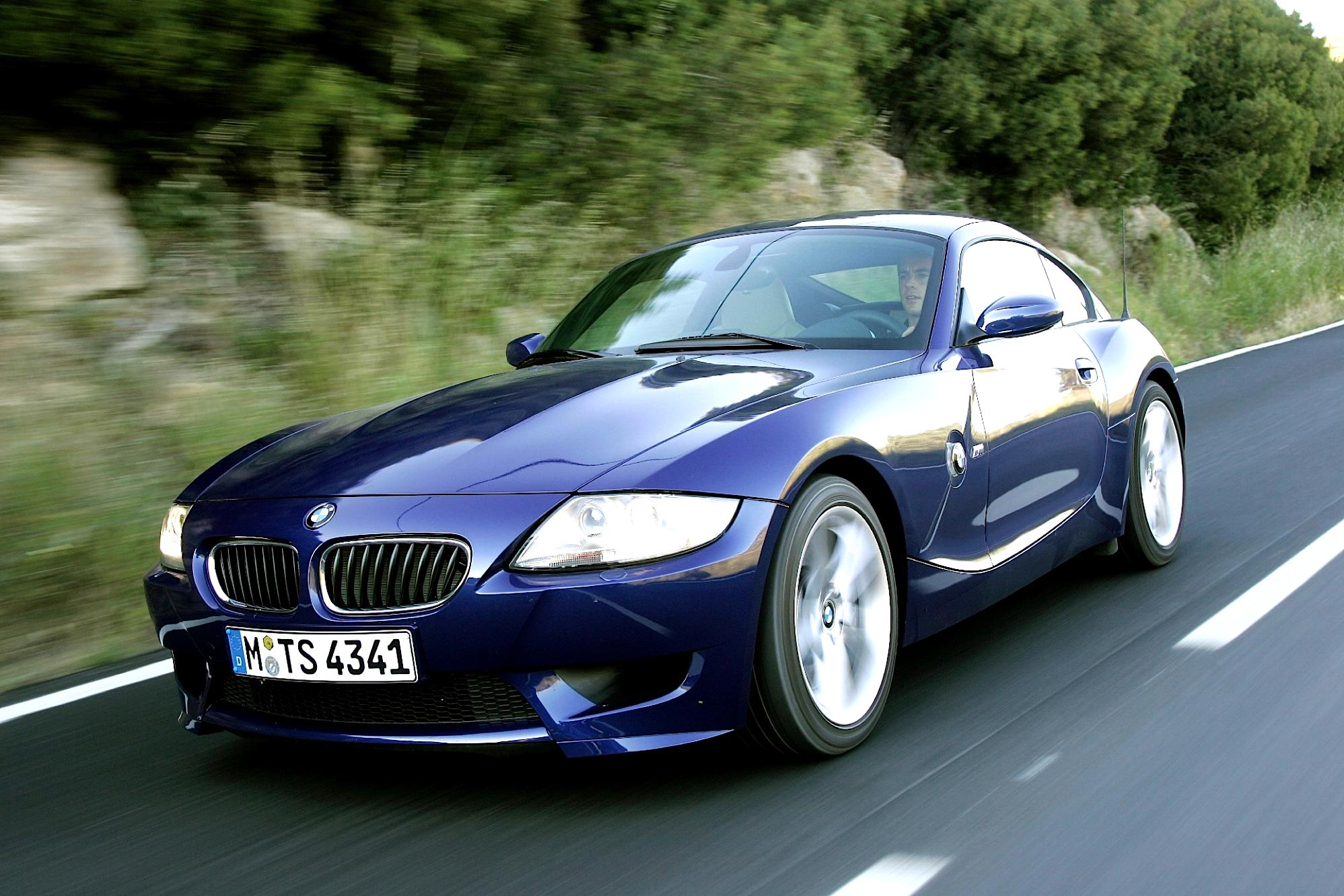 bmw z4 m coupe e86 2006 photos 17 on. Black Bedroom Furniture Sets. Home Design Ideas