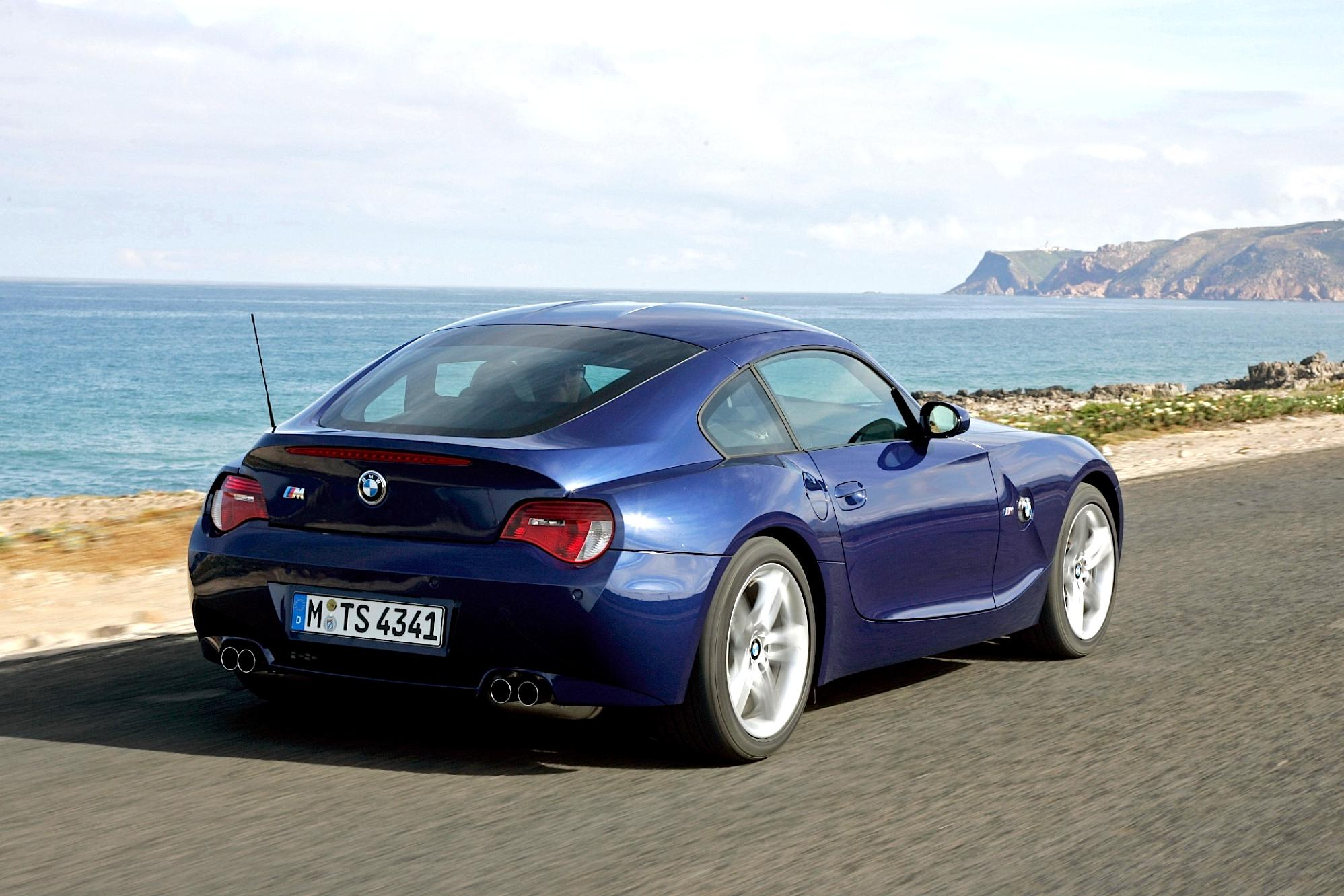 Bmw Z4 M Coupe E86 2006 Photos 21 On Motoimg Com