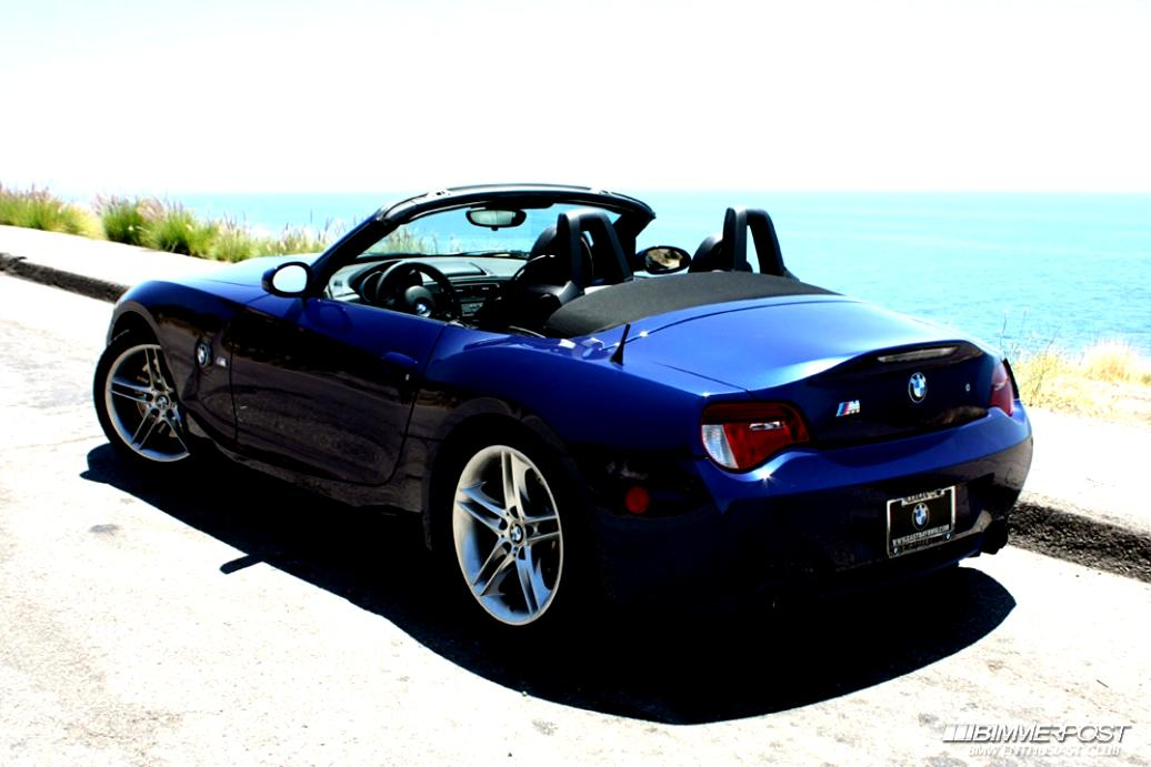 BMW Z4 M Roadster E85 2006 on MotoImg.com