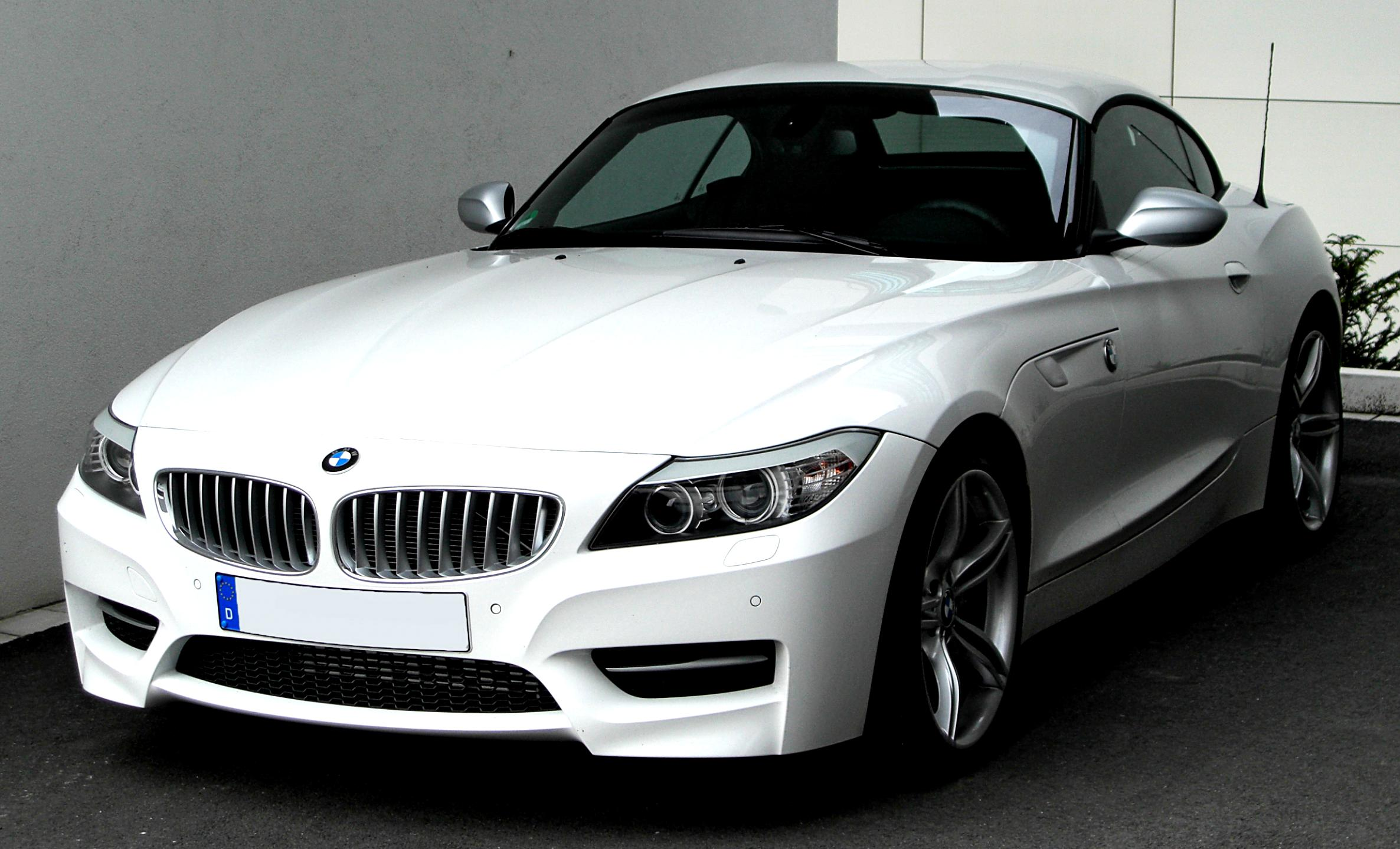 Bmw Z4 Roadster E89 2009 On Motoimg Com
