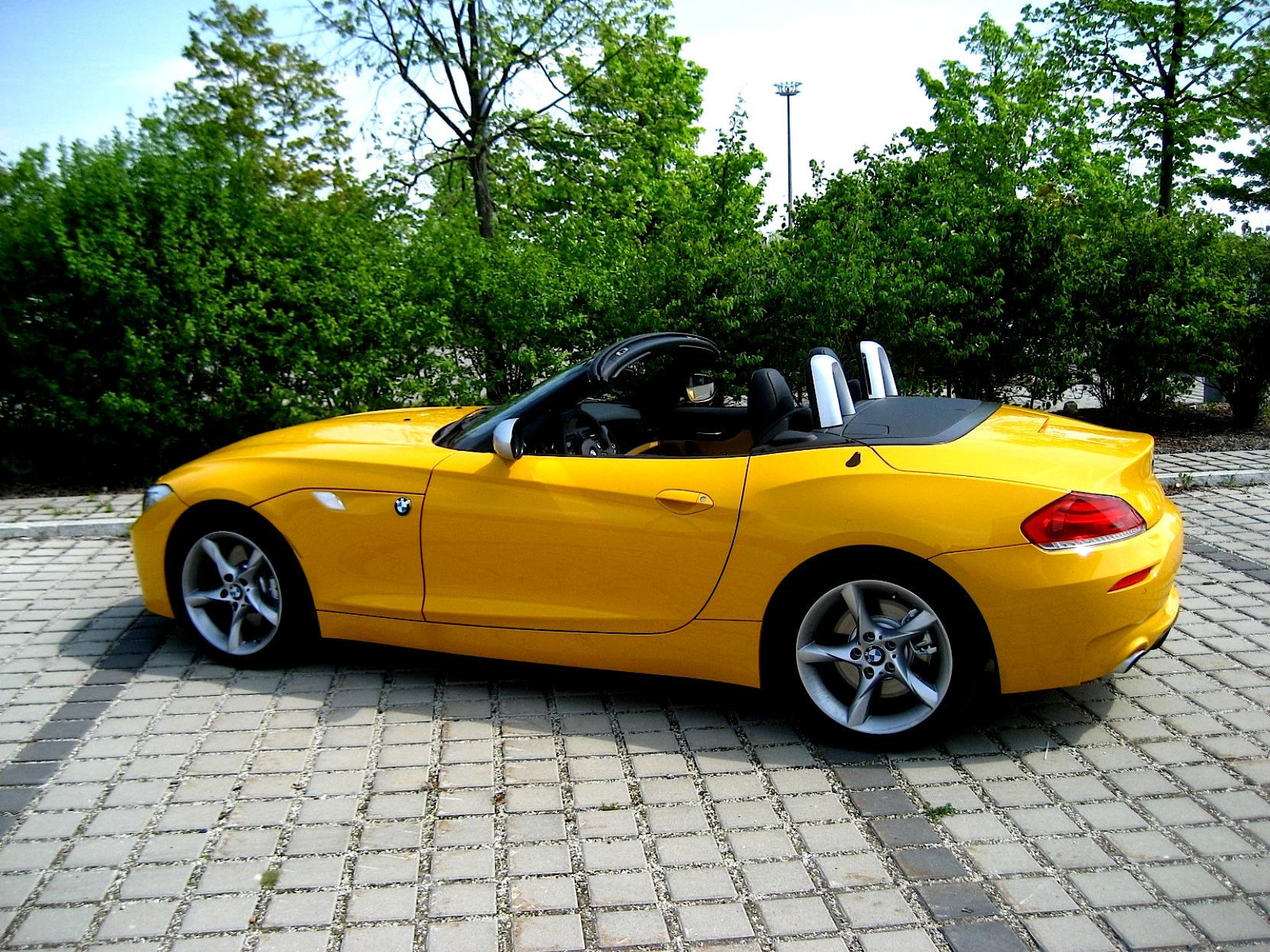 bmw z4 roadster e89 2009 photos 39 on. Black Bedroom Furniture Sets. Home Design Ideas