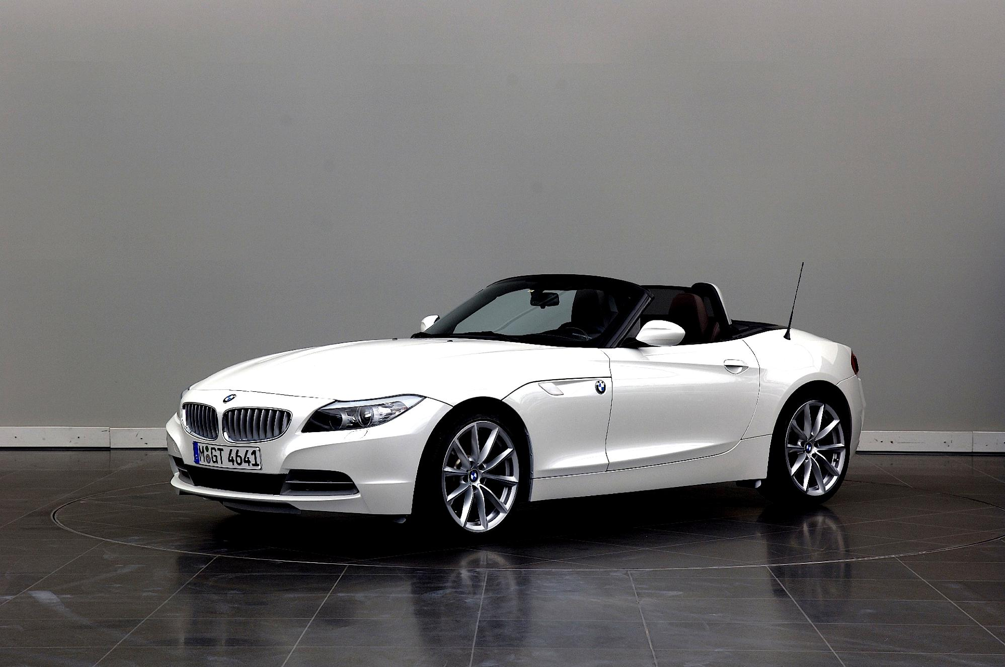 bmw z4 roadster e89 2009 photos 40 on. Black Bedroom Furniture Sets. Home Design Ideas