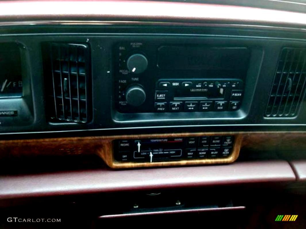 buick park avenue ultra 1991 8