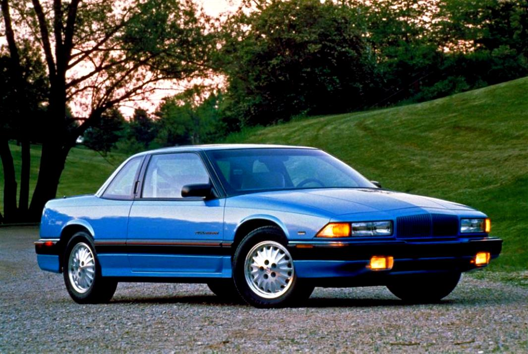 Buick Skylark Gran Sport 1991 Photos 9 On MotoImg