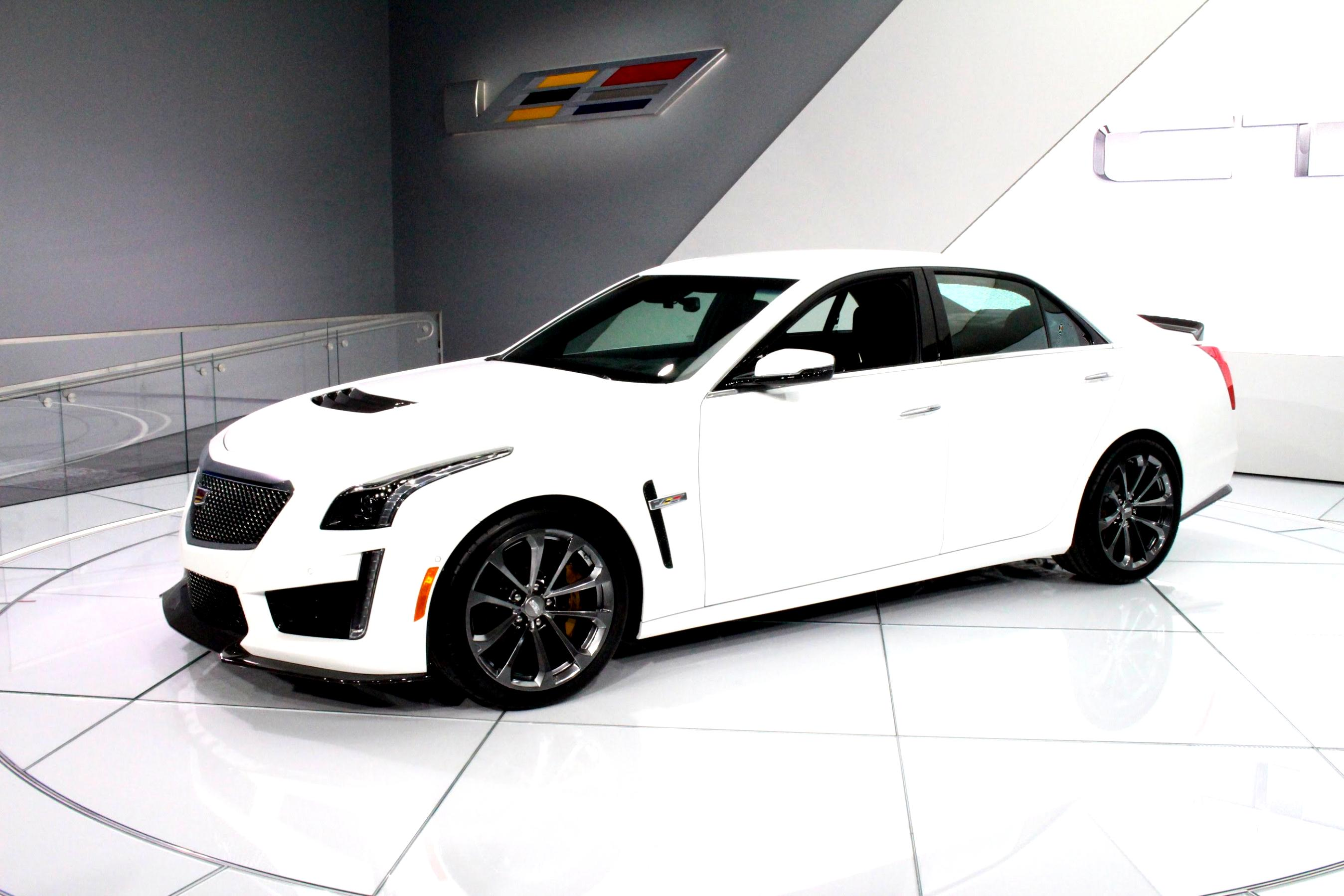 revised autoevolution churns out news tech v added from and horsepower corvette cts styling photo derived cadillac gets gallery supercharged