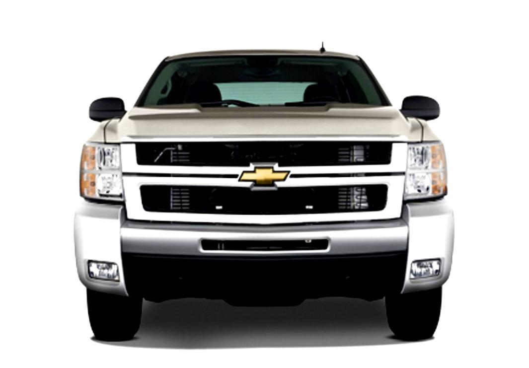 Chevrolet Silverado 2500HD Regular Cab 2008 #1