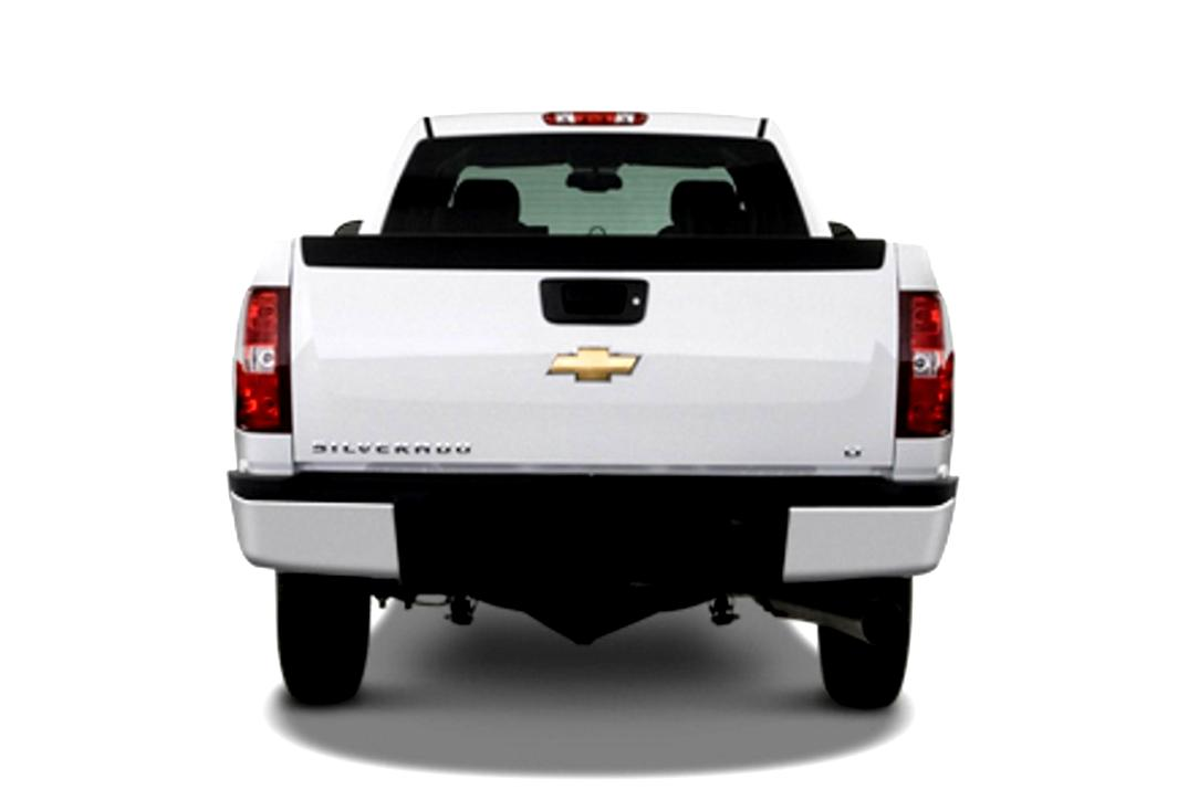 Chevrolet Silverado 2500HD Regular Cab 2008 #3