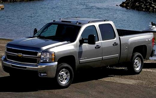 Chevrolet Silverado 2500HD Regular Cab 2008 #8