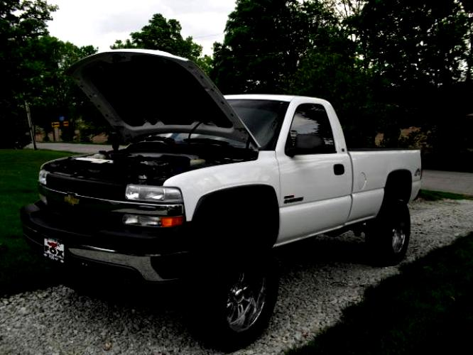 Chevrolet Silverado 2500HD Regular Cab 2008 #10
