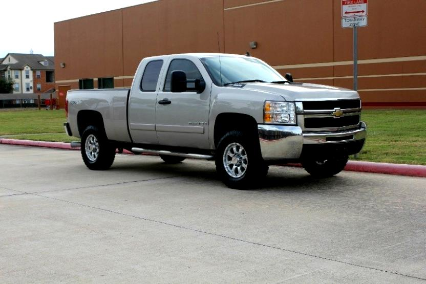 Chevrolet Silverado 2500HD Regular Cab 2008 #14