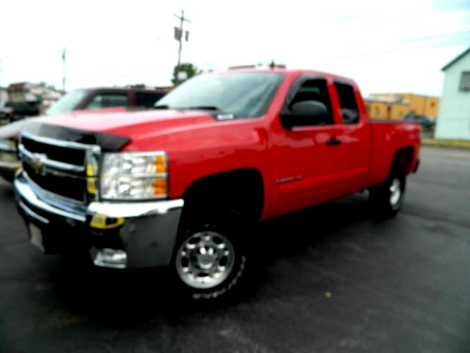 Chevrolet Silverado 2500HD Regular Cab 2008 #16