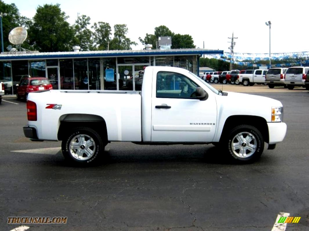 Chevrolet Silverado 2500HD Regular Cab 2008 #17