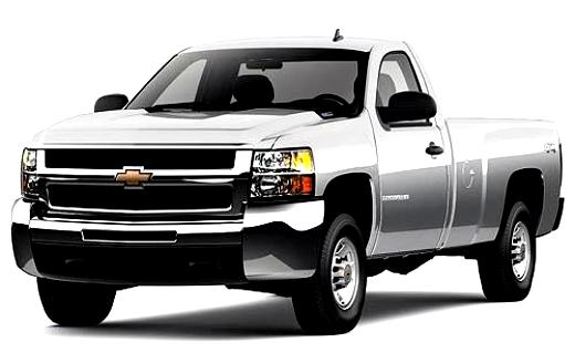 Chevrolet Silverado 2500HD Regular Cab 2008 #19