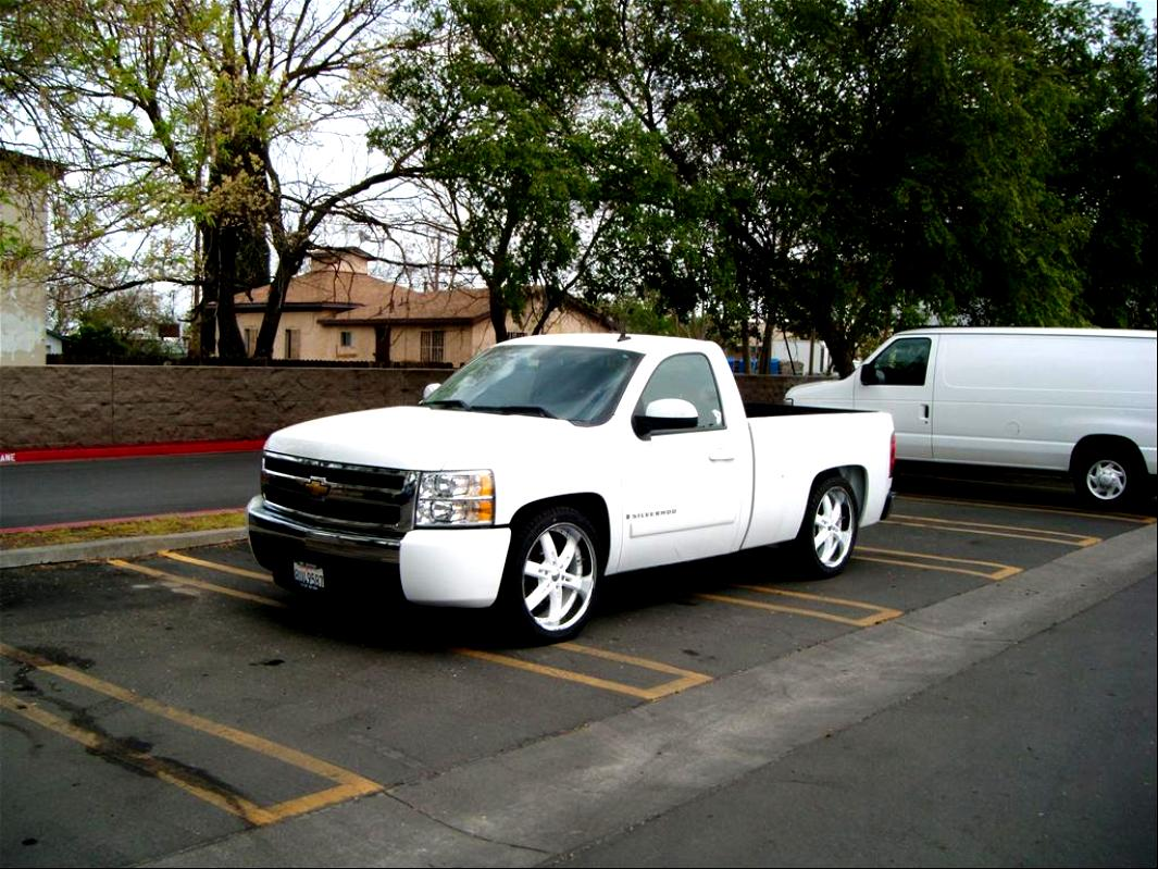 Chevrolet Silverado 2500HD Regular Cab 2008 #20