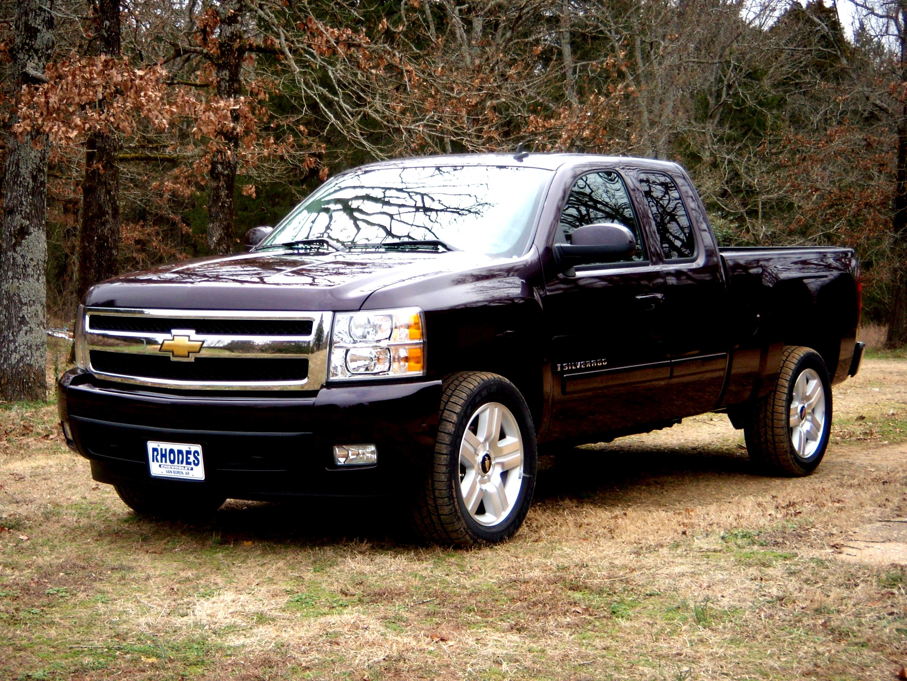 Chevrolet Silverado 2500HD Regular Cab 2008 #21