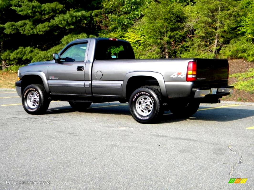 Chevrolet Silverado 2500HD Regular Cab 2008 #22