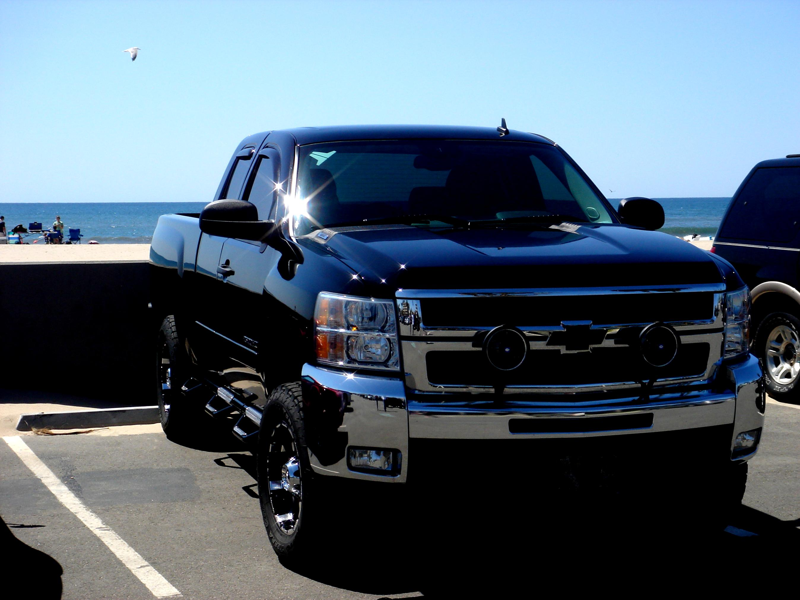 Chevrolet Silverado 2500HD Regular Cab 2008 #24