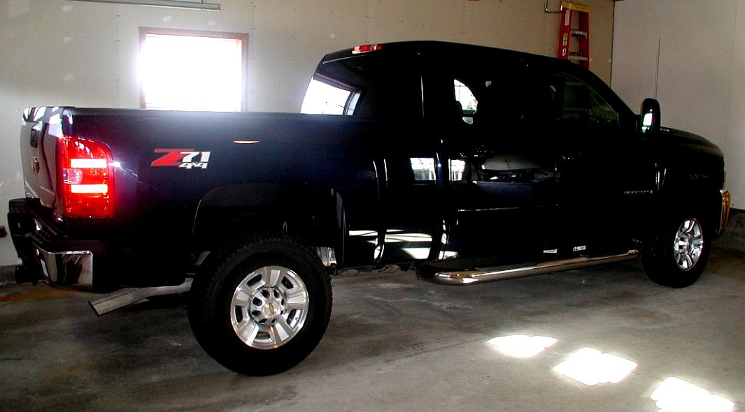 Chevrolet Silverado 2500HD Regular Cab 2008 #25