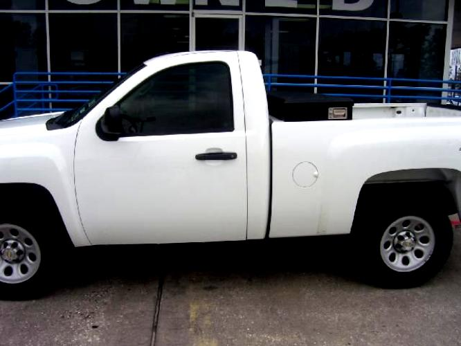 Chevrolet Silverado 2500HD Regular Cab 2008 #26