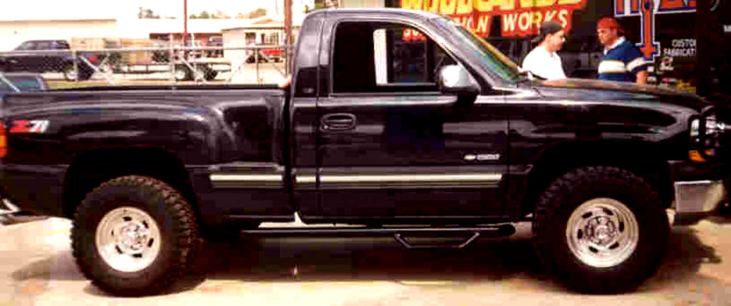 Chevrolet Silverado 2500HD Regular Cab 2008 #27