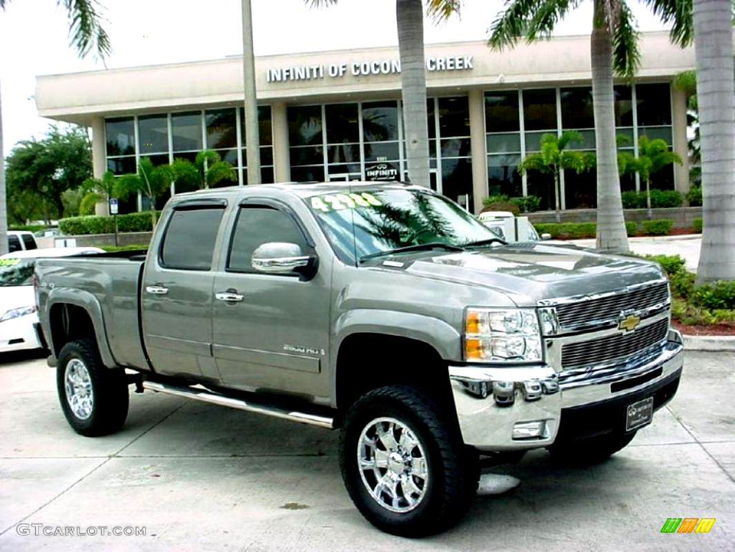 Chevrolet Silverado 2500HD Regular Cab 2008 #28